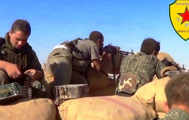 Πολεμικό Ανακοινωθέν Κομπάνι: Δεκάδες νεκροί τζιχαντιστές