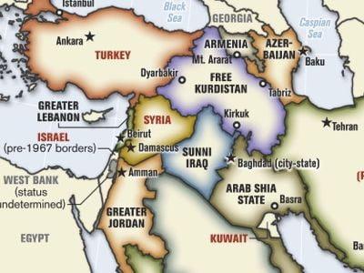 Λεβάντε: Ο Συνασπισμός διχασμένος για τους στόχους του