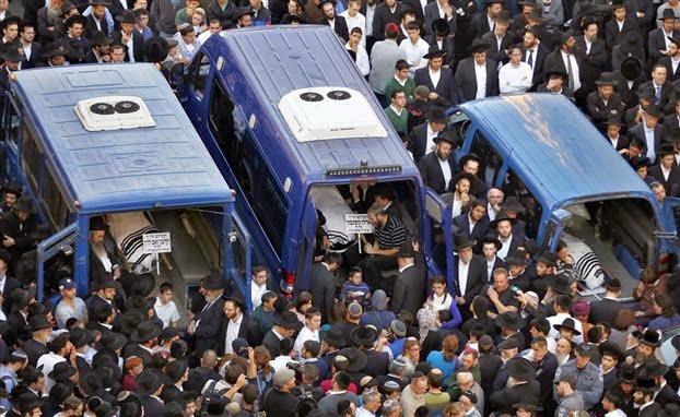 Να κατεδαφιστούν τα σπίτια των δραστών της επίθεσης στη συναγωγή διέταξε το Ισραήλ