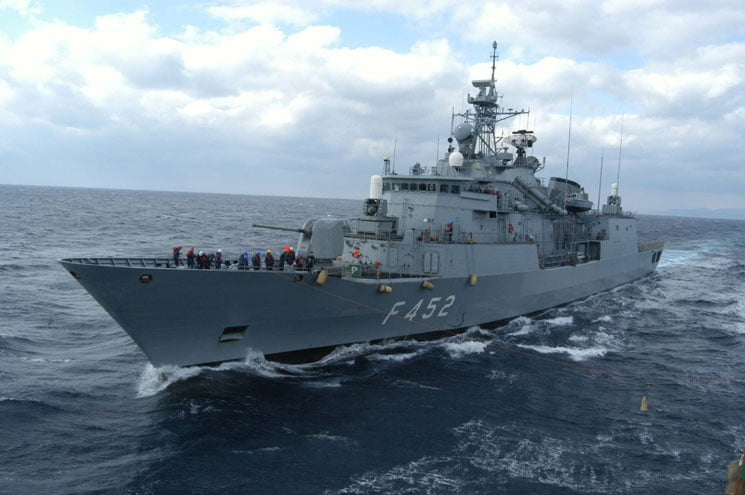 """Πολεμικό Ναυτικό, εκσυγχρονισμός MEKO-200HN """"ΥΔΡΑ"""": Μπορεί και πρέπει να εμπλακεί η ΕΑΤΒΒ"""