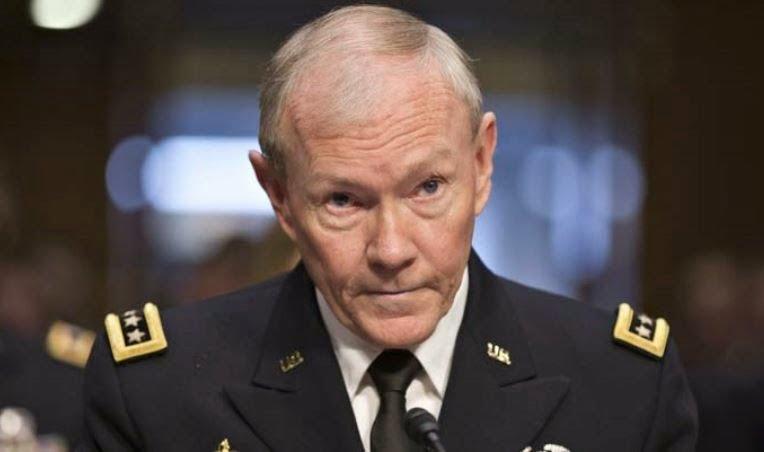 Στρατηγός Martin Dempsey: Η αποστολή μου είναι το 'ισλαμικό κράτος' όχι ο Άσαντ