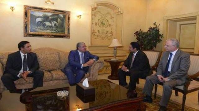 Ο Λίβανος επιδιώκει στρατιωτική συνεργασία με την Αίγυπτο