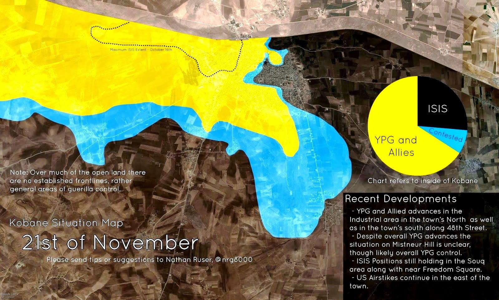 Ο Χάρτης που δείχνει τη μεγάλη ανατροπή στο Κομπάνε