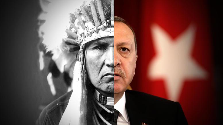 Ερντογάν: Οι Μουσουλμάνοι ανακάλυψαν την Αμερική πριν τον Κολόμβο
