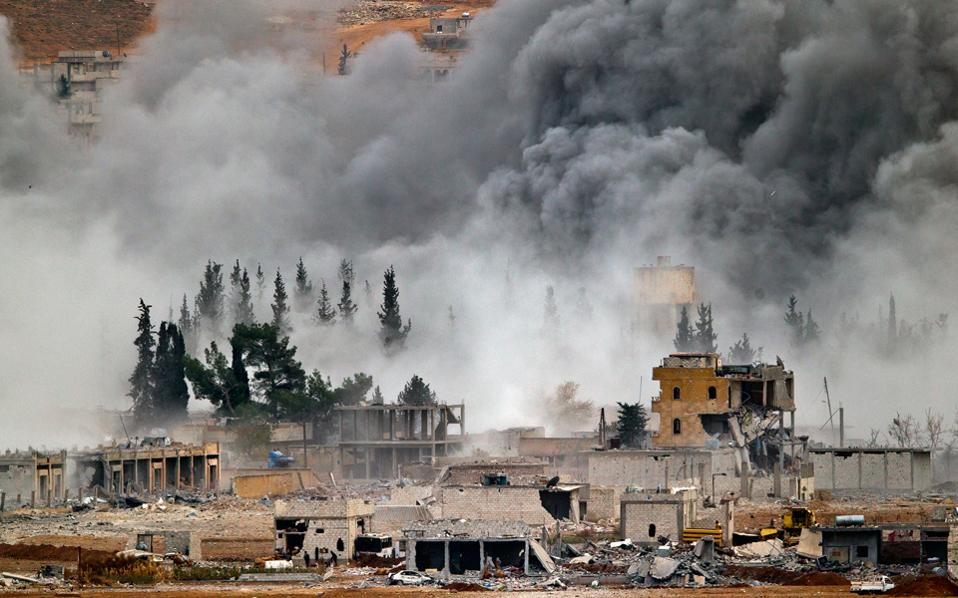 Αναδίπλωση του «Ελεύθερου Συριακού Στρατού»