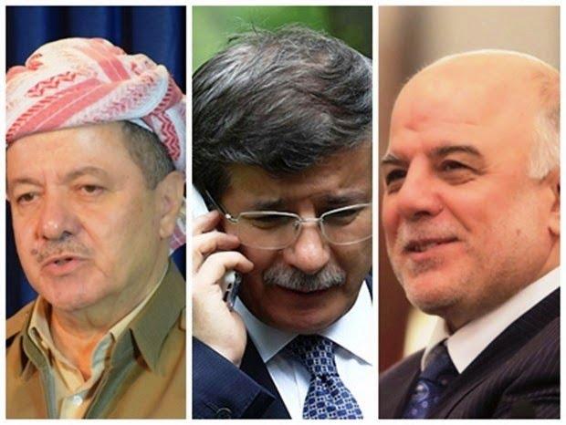 Επίσκεψη στον Barzani από Ρωσική διπλωματική υπηρεσία