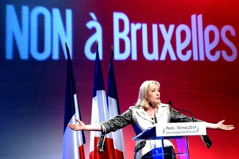Ελληνικές Προεδρικές Εκλογές: Η Μαρίν Λεπέν καταγγείλει τον «Ευρωπαϊκό ολοκληρωτισμό»