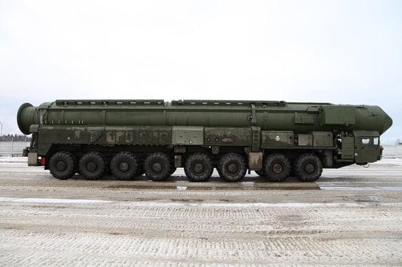 Πούτιν: Πάνω από 50 νέοι διηπειρωτικοί πυρηνικοί πύραυλοι στις Ρωσικές Ενοπλες Δυνάμεις το 2015