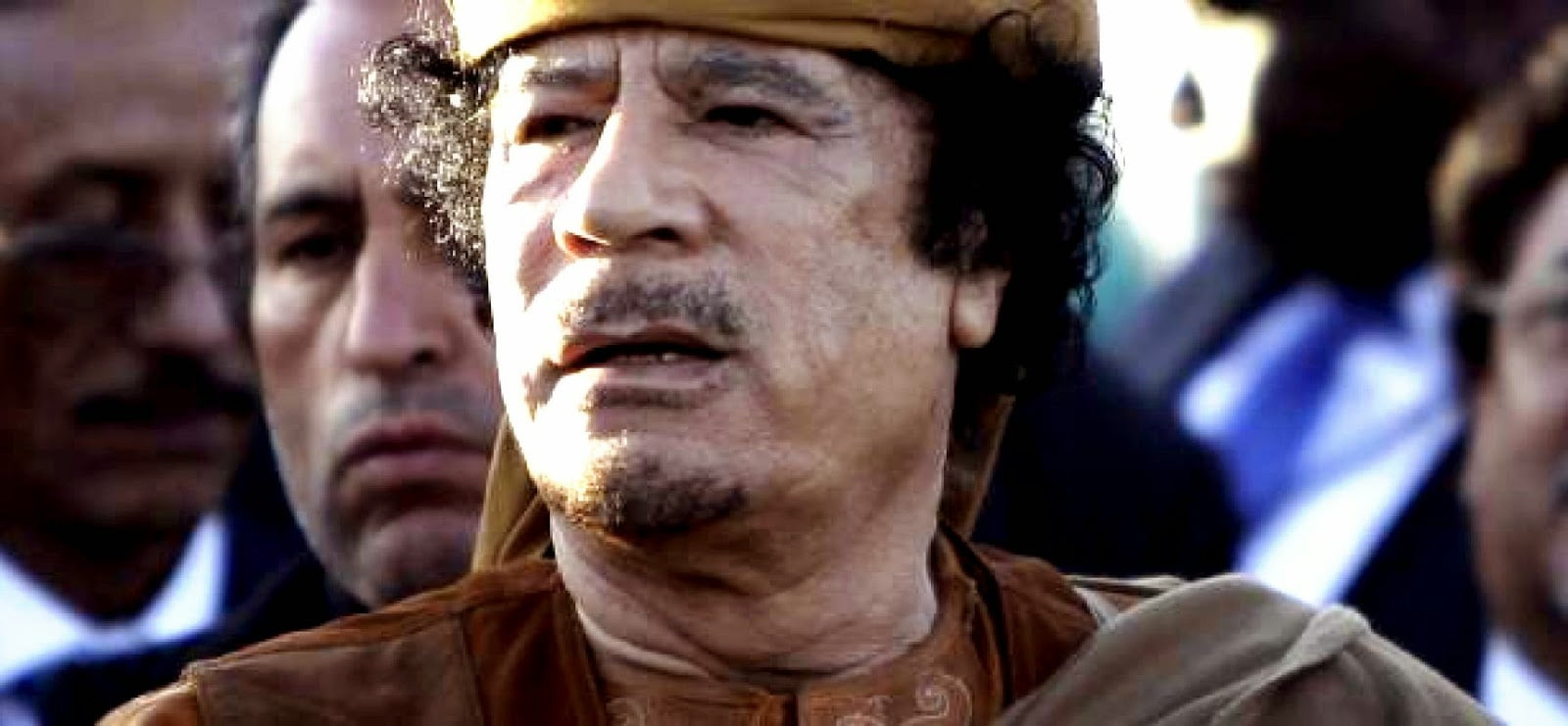 Βρέθηκε στη Νότια Αφρική … Ο θησαυρός του Καντάφι