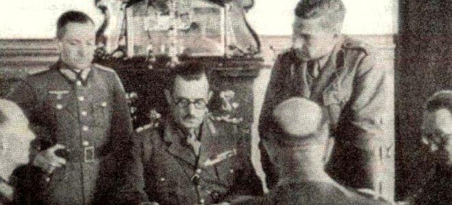 Ο Γεώργιος Τσολάκογλου και η συνθηκολόγηση με τον Άξονα (19 – 23 Απριλίου 1941)
