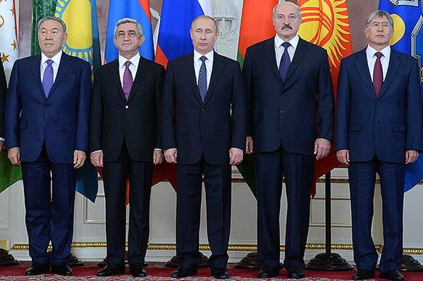 Και επίσημα μέλος της Ευρασιατικής Οικονομικής Ενωσης η Αρμενία
