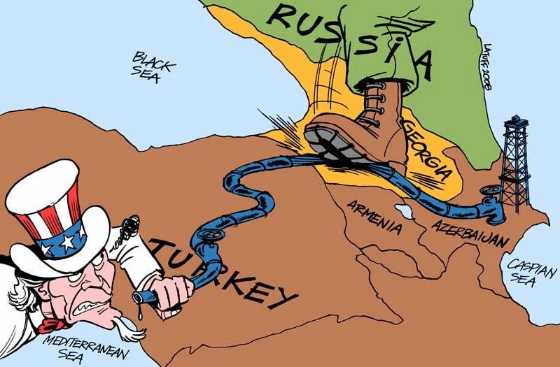 Αζερμπαϊτζάν–ΗΠΑ στα χαρακώματα, τεράστιες συνέπειες