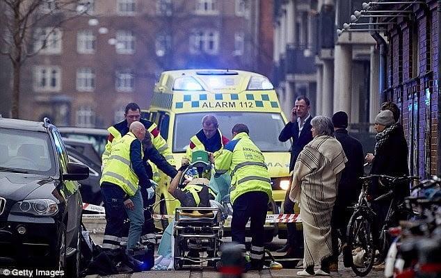 Δανία: Ένας νεκρός από πυροβολισμούς σε εκδήλωση για την ελευθερία έκφρασης