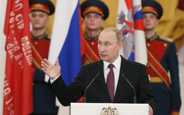 Πούτιν: Κανείς δεν μπορεί να αποκτήσει στρατιωτικό πλεονέκτημα έναντι της Ρωσίας
