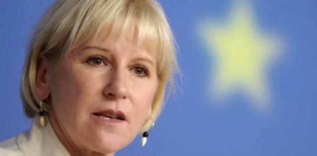 ΥΠΕΞ Σουηδίας: Ήρθε η ώρα για την ανεξαρτησία των Κούρδων