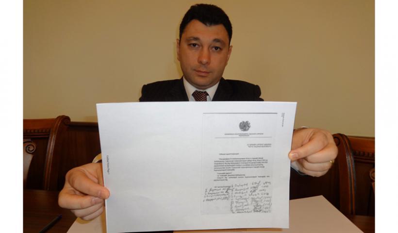 Αποκλειστικό: Η Αρμενία αναγνωρίζει τη Γενοκτονία των Ποντίων – Δείτε το σχετικό νομοσχέδιο