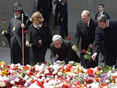 Η Τουρκία συνεχίζει σήμερα την Γενοκτονία των Αρμενίων