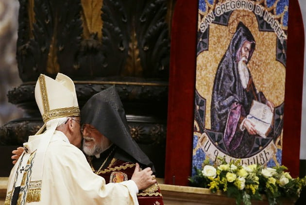 Συνωμότης και ο Πάπας;