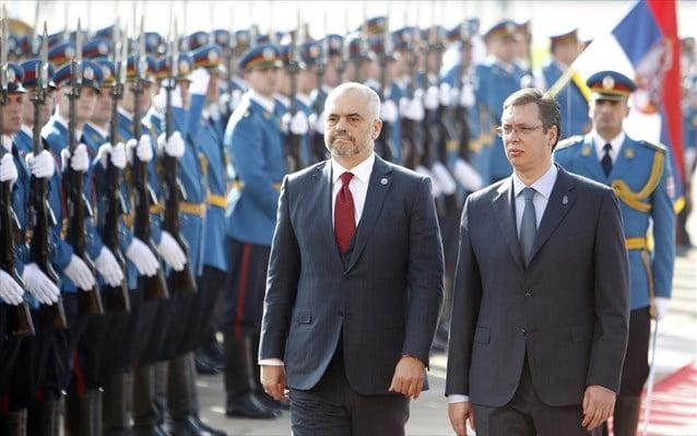 Στα Τίρανα στα τέλη Μαΐου ο Σέρβος πρωθυπουργός