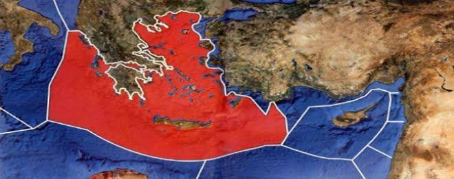 Έξι κείμενα του Νίκου Λυγερού για την ΑΟΖ, τη γεωστρατηγική και την επικαιρότητα