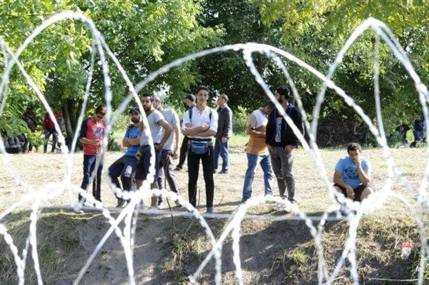 Ο ουγγρικός στρατός ξεκίνησε ασκήσεις στα νότια σύνορα της χώρας