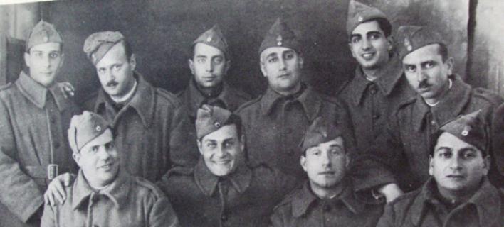 1940: Οταν οι ηθοποιοί, οι καλλιτέχνες και οι πολιτικοί πήγαιναν στο στρατό και στο μέτωπο [εικόνα]