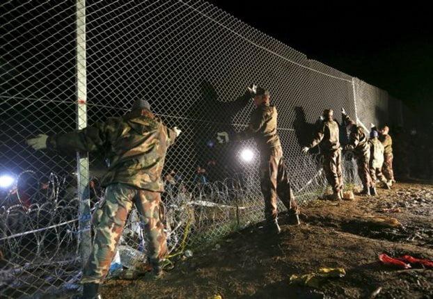 Η Ουγγαρία έκλεισε τα σύνορα και με την Κροατία