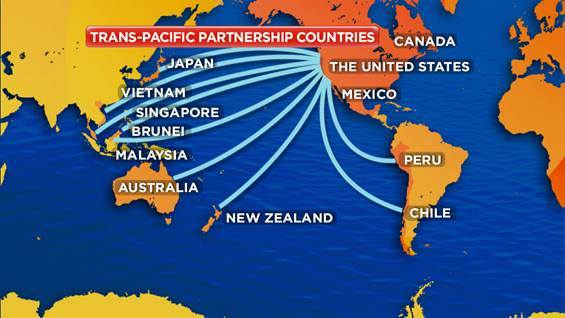 FT : Επτά πράγματα που πρέπει να ξέρετε για τη συμφωνία TPP
