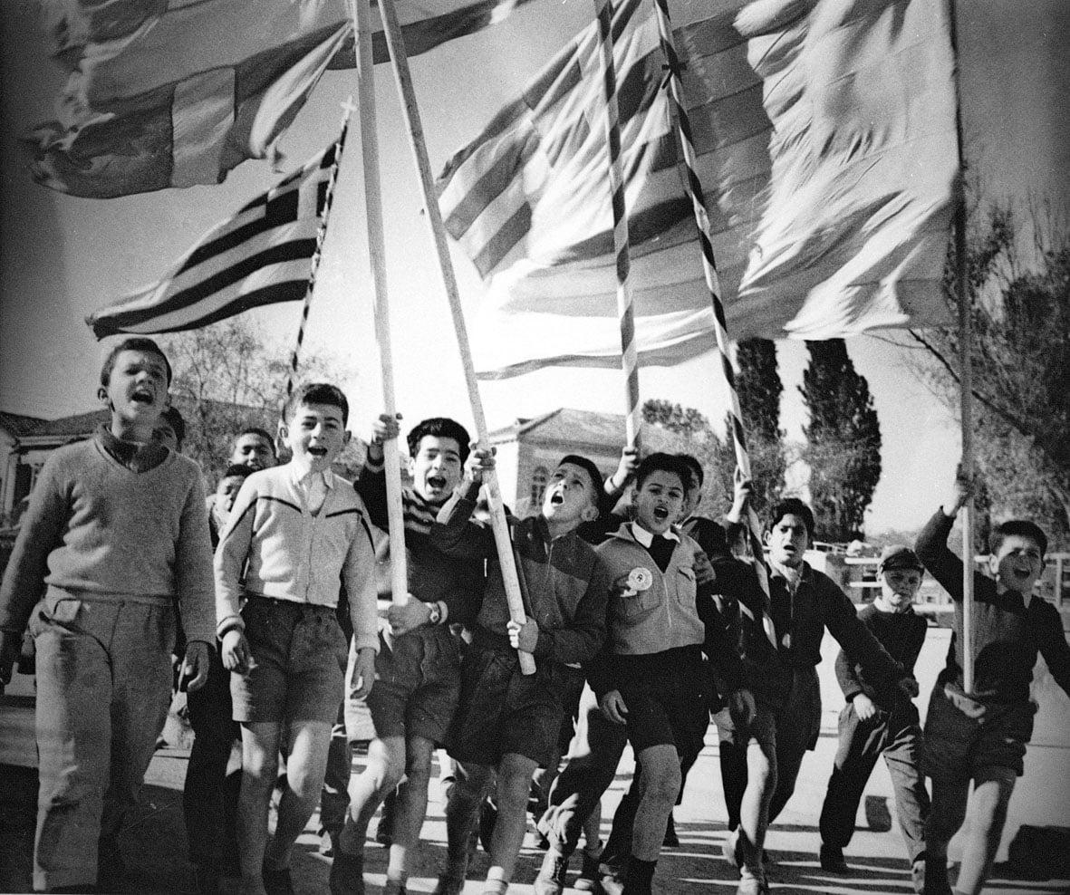 Eπιστολές Κυπρίων από το Μέτωπο και δωρεές για το «ΟΧΙ»