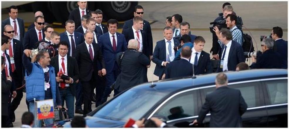 G20: Διεθνή συνασπισμό κατά της τρομοκρατίας ζητά ο Πούτιν από την Αττάλεια