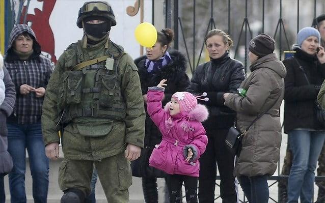 Χωρίς ρεύμα η Κριμαία – Κηρύχθηκε σε κατάσταση έκτακτης ανάγκης