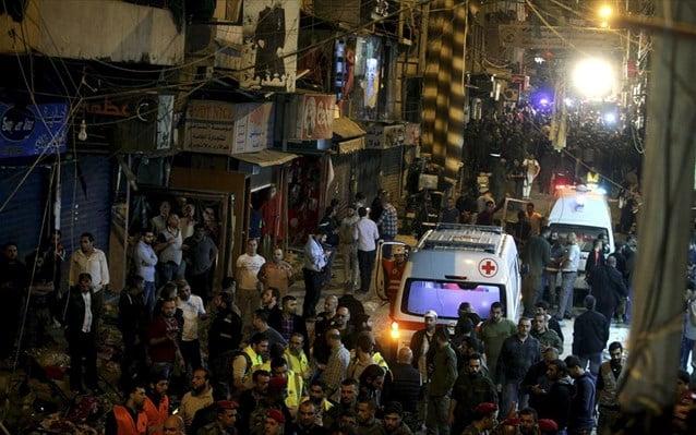 Λίβανος: Ημέρα πένθους μετά την διπλή επίθεση αυτοκτονίας στη νότια Βηρυτό
