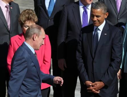 Πούτιν: 40 χώρες, κάποιες του G20, χρηματοδοτούν το Ισλαμικό Κράτος