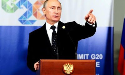Βγήκαν τα γάντια στην Αττάλεια. Ο Πούτιν εκθέτει τις συναλλαγές των G 20 με τους Τζιχαντιστές της Συρίας
