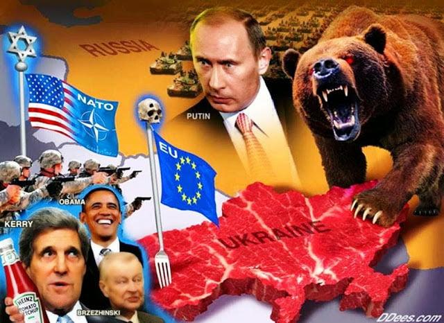 Εντολή Πούτιν για μήνυση κατά της Ουκρανίας