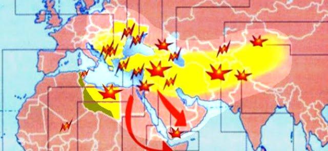 Ευρω-μεσογειακή Κρίση, ή περί Υβριδικού Πόλεμου μεγάλης κλίμακας