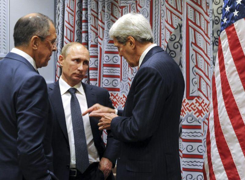Πούτιν: Αναζήτηση κοινής στάσης με τις ΗΠΑ για την κρίση στη Συρία