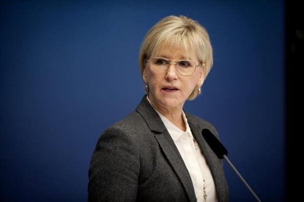 Ισραήλ VS σουηδής ΥΠΕΞ που ζητά έρευνα για εκτελέσεις Παλαιστινίων