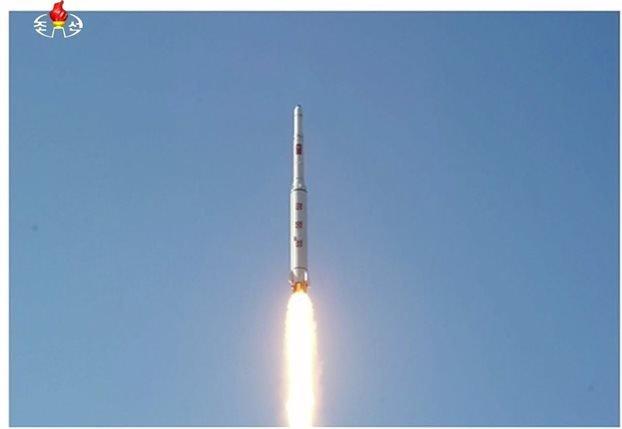 Διεθνείς αντιδράσεις για την εκτόξευση πυραύλου από την Βόρεια Κορέα