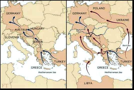 Ο Ποροσένκο, ο Ερντογάν και η επόμενη προσφυγική κρίση