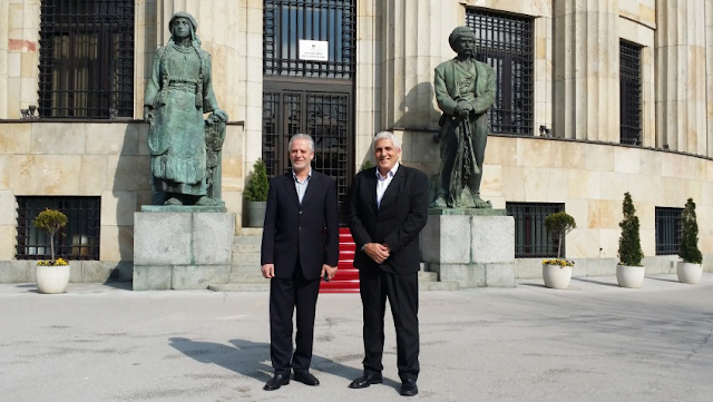 ΣΙΖΟΠΟΥΛΟΣ: Αποτίμηση της επίσκεψης στη Σερβική Δημοκρατία της Βοσνίας Ερζεγοβίνης