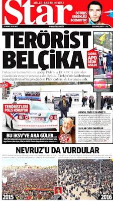 Savvas Kalèdéridès: La Turquie est la responsable du bain de sang à Bruxelles – En voici la preuve!