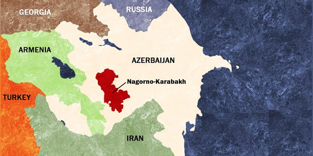 Γεωπολιτική: Μαθήματα απο την περίπτωση του Ναγκόρνο Καραμπάχ