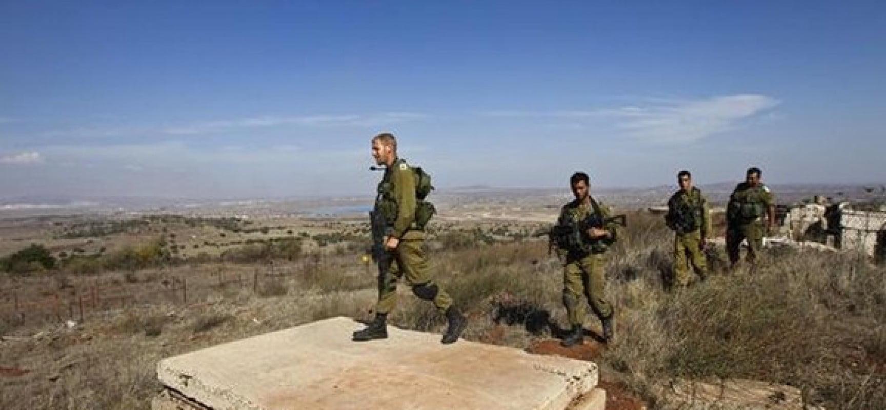 Η Ρωσία δεν θα επέμβει σε περίπτωση πολέμου στο Γκολάν
