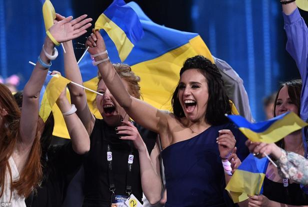 Η ημέρα που η Eurovision πολιτικοποιήθηκε απροκάλυπτα – «Η Ουκρανία νίκησε την Ρωσία»
