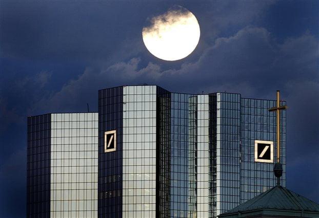 Deutsche Bank: Η μεγάλη ασθενής του παγκόσμιου χρηματοπιστωτικού συστήματος