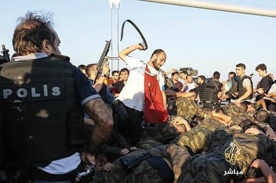 """Εκδήλωση Άρδην: """"Τουρκία, μετά το πραξικόπημα, ισλαμοφασισμός;"""" (27-7-16)"""