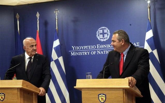 Συνεργασία Ελλάδας – Λιβάνου σε προσφυγικό και ζητήματα άμυνας