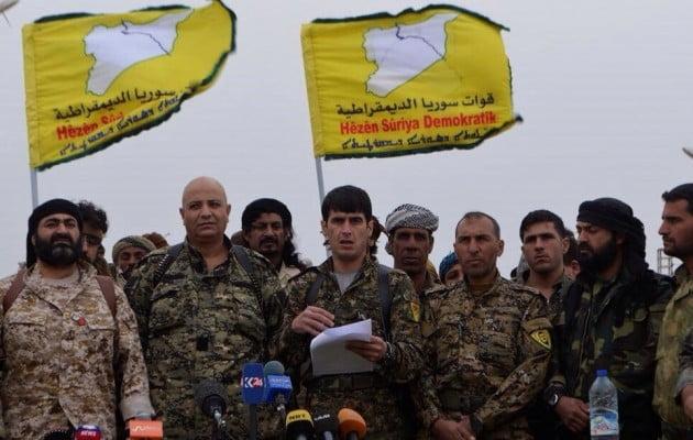 Συριακός Στρατός: Οι επιχειρήσεις της Τουρκίας έναντι των Κούρδων στο Βόρειο Ιράκ θα ενισχύουν το ISIS