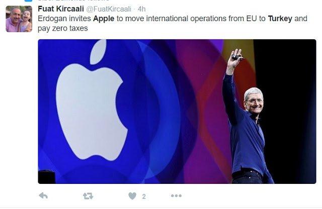 Η Apple, η περίπτωση της Ελλάδας και το Brexit